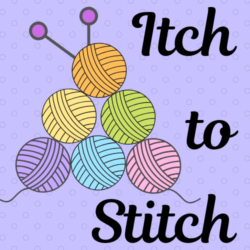 Logo for our Knitting & Crochet  program